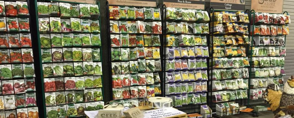 Spring Seed Show