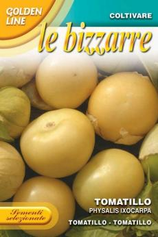 Physalis Ixocarpa (Tomatillo)