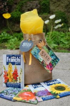 Heirloom Seed Kit - Flowers